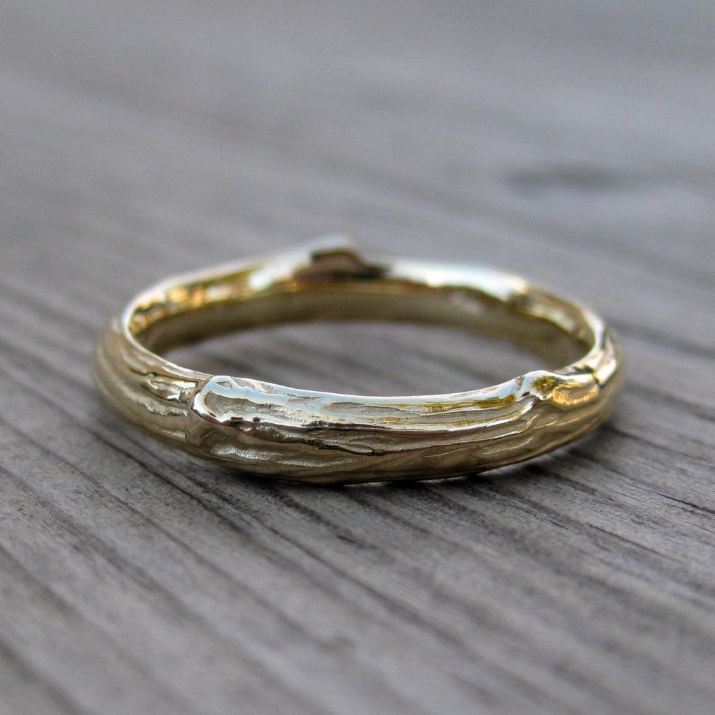 Branch Wedding Band