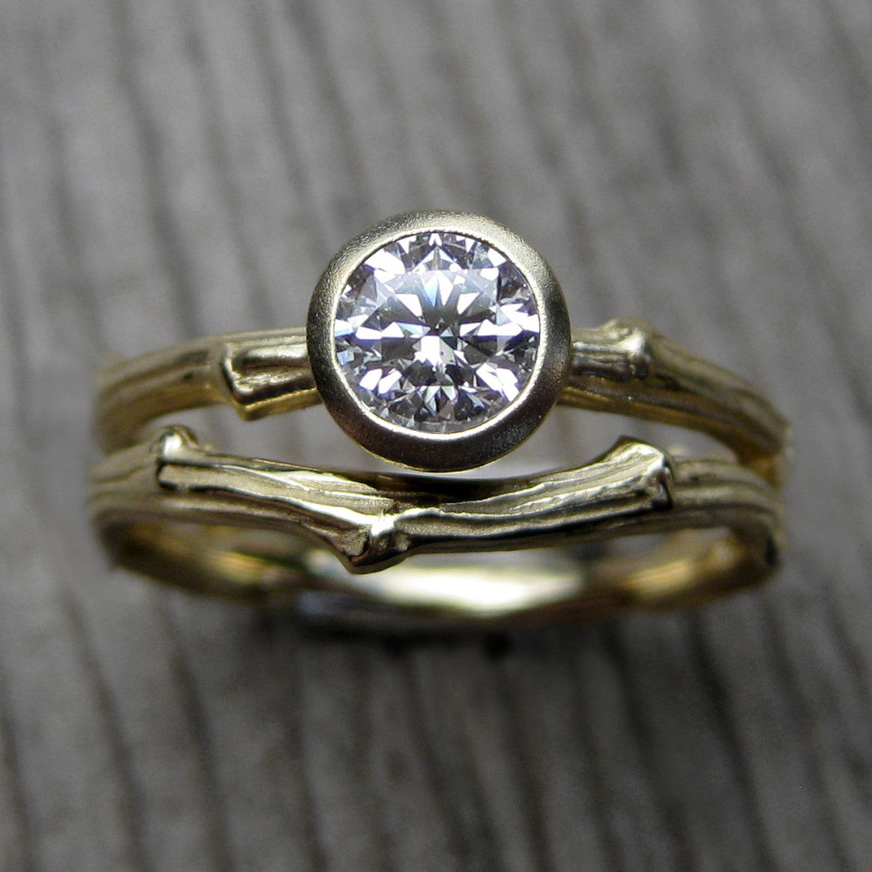 yellow ring fullxfull solitaire a free band conflict womens with white il engagement rings raw products unique gold diamond rough