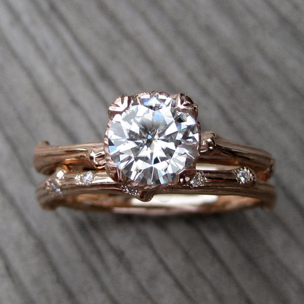 Ring Sets - Kristin Coffin Jewelry