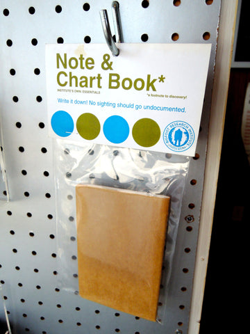 Note and Chart Book