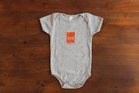 826 Boston Onesie