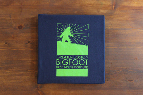 Bigfoot Sunburst Tee
