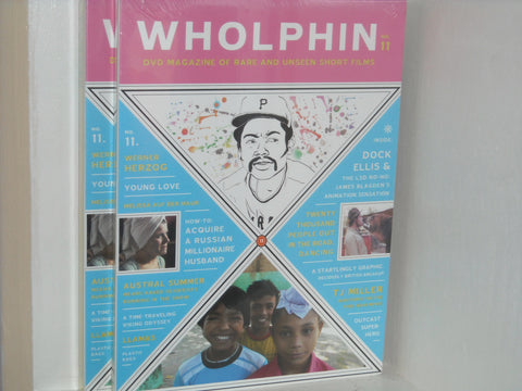 Wholphin DVD