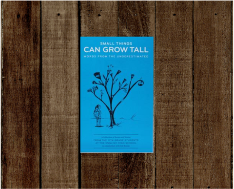 Small Things Can Grow Tall