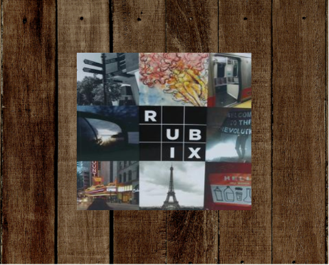 Rubix Literary Magazine: Issue 2