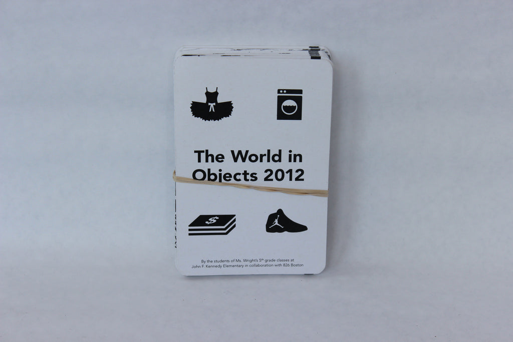 The World in Objects 2012