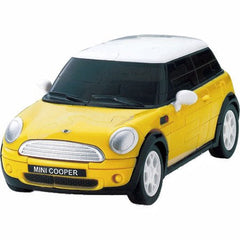 3-D Puzzle Cars-by-3D-Puzzles-_car_mini_cooper