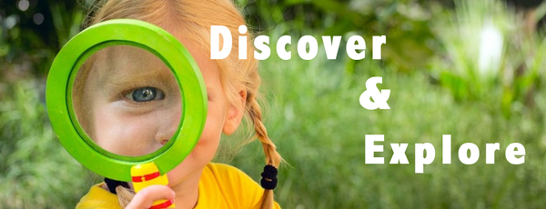 Discover and Explore with science toys and Kits
