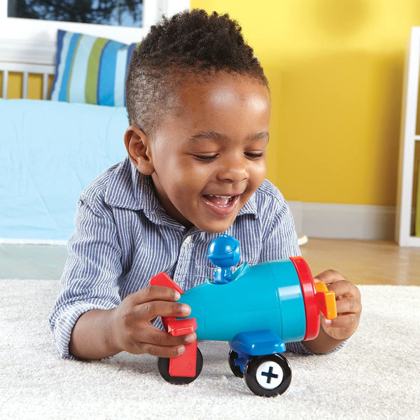 1-2-3 Build It Car, Plane and Boat By Learning Resources -Bloxx Toys-Toronto toys, toy,Autism Toys, Ontario toys, Quebec toys, Children Toys,Kids Toys,Educational toys Online Toys Store Canada
