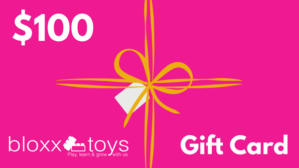 Bloxx Toys Gift Card 100$