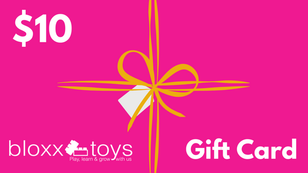 Bloxx Toys Gift Card 10$