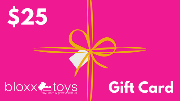 Bloxx Toys Gift Card 25$