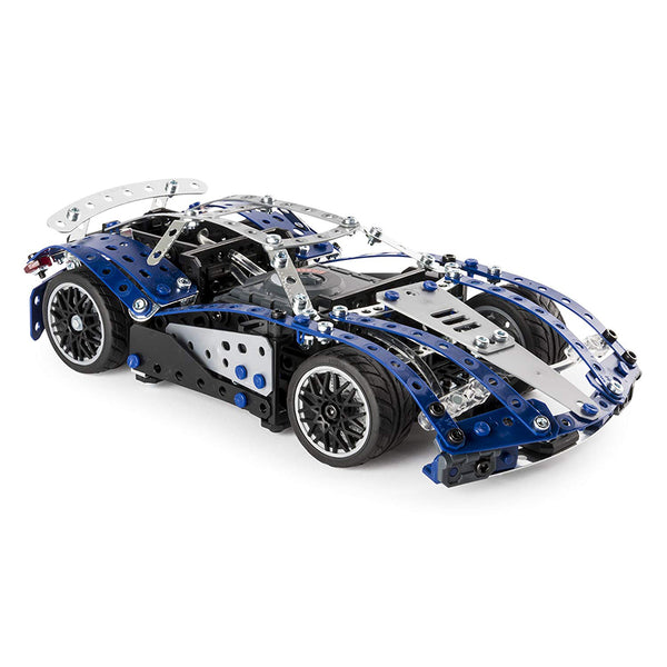 25 Models Set - Supercar By Meccano - BloxxToys Canada
