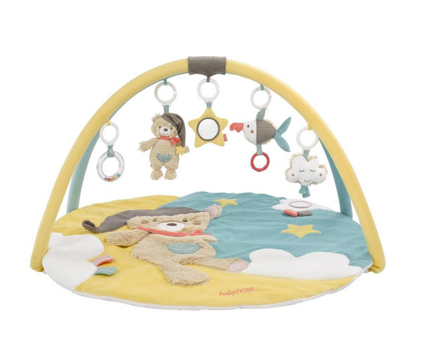 3-D Activity Playmat Learning Carpet Bruno By Fehn