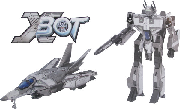 Xbot Fighter Jet  Toy by Happy Well