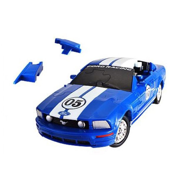 Ford Mustang 3D Puzzle Car By PUZZLE Fun 3D
