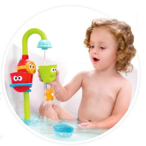 FLOW 'N' FILL SPOUT closed Educational Bath Toy By Yookidoo