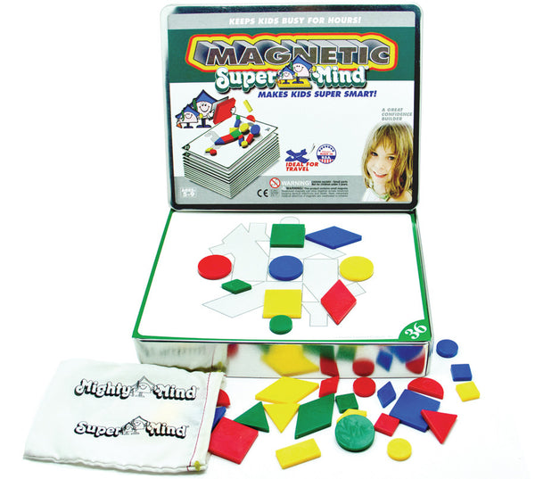 Magnetic Super Mind Super Sequel Mosaic By Mighty Mind - Bloxx Toys - Toronto Online Toys Store - 2