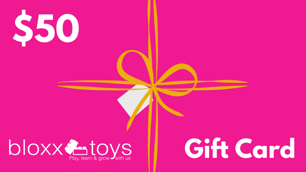 Bloxx Toys Gift Card 50$