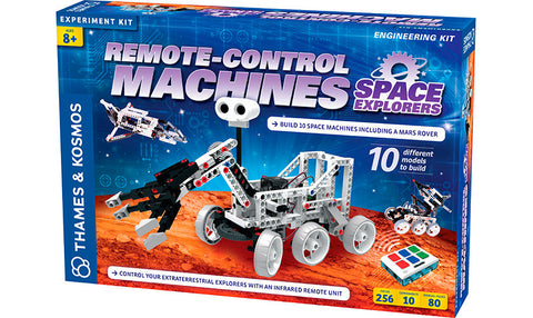 Remote-Control Machines: Space Explorers - Bloxx Toys - Toronto Online Toys Store - 1