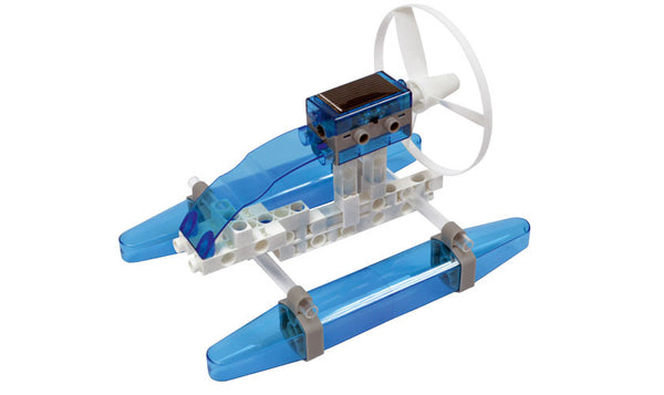 Solar Boat - Bloxx Toys - Toronto Online Toys Store - 4