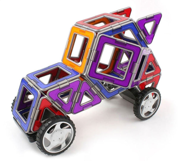 Cars XL CRUISERS - 30 Pcs By MAGFORMERS - Bloxx Toys - Toronto Online Toys Store - 5
