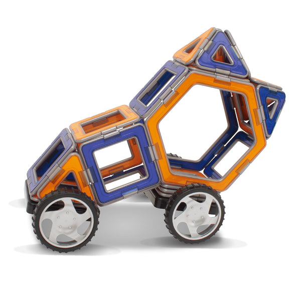 Cars XL CRUISERS - 30 Pcs By MAGFORMERS - Bloxx Toys - Toronto Online Toys Store - 6