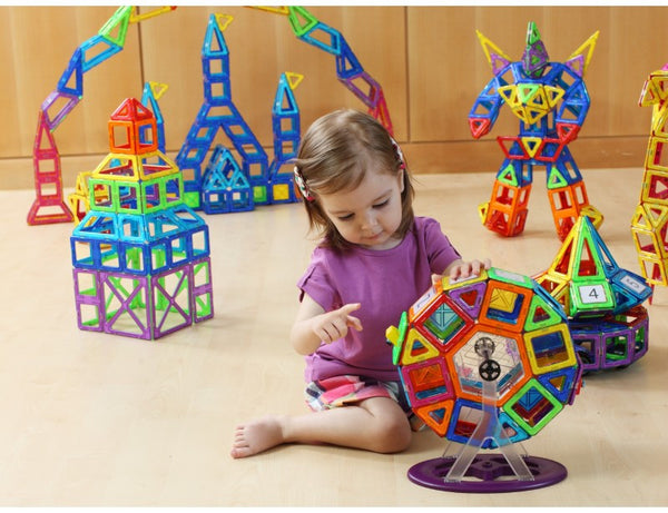 CARNIVAL SET - 46pcs By MAGFORMERS - Bloxx Toys - Toronto Online Toys Store - 8