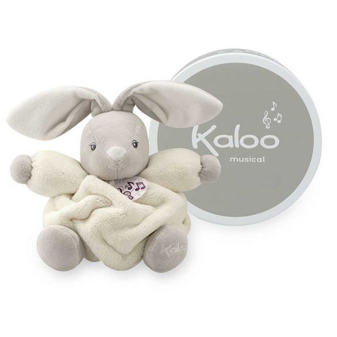 Plume - Musical Rabbit Cream By Kaloo