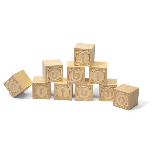 Uncle Goose Lower Case ABC Blocks - Bloxx Toys - Toronto Online Toys Store - 2