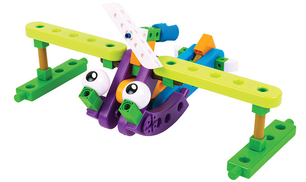 Aircraft Engineer Building Blocks by Thames and Cosmos - Bloxx Toys - Toronto Online Toys Store - 10