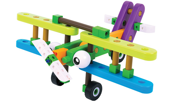 Aircraft Engineer Building Blocks by Thames and Cosmos - Bloxx Toys - Toronto Online Toys Store - 13