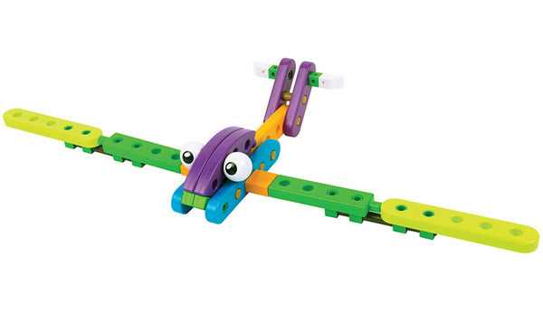 Aircraft Engineer Building Blocks by Thames and Cosmos - Bloxx Toys - Toronto Online Toys Store - 15