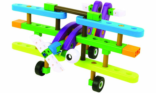 Aircraft Engineer Building Blocks by Thames and Cosmos - Bloxx Toys - Toronto Online Toys Store - 5