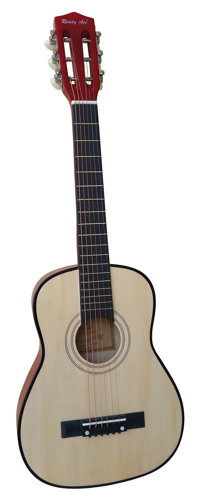 "Acoustic Guitar 30"" Natural By Ready Ace 