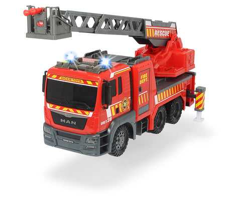 Air Pump Fire Engine Car By Dickie | BloxxToys Canada
