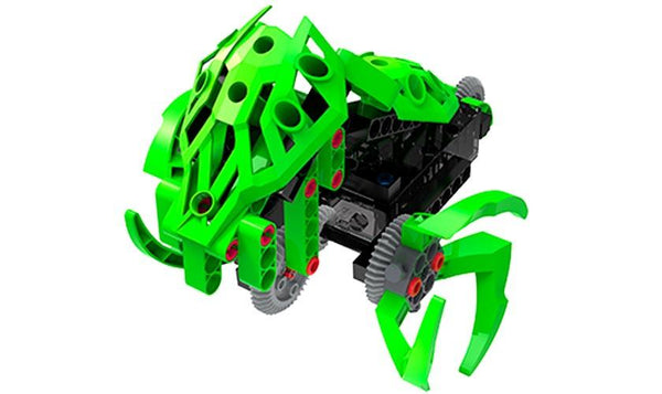Alien robots by Thames and Kosmos kid-friendly and educational toy