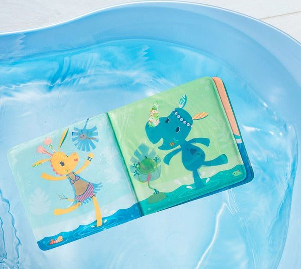 Anatole Magic Bath Book - By Liliputiens - BloxxToys Canada