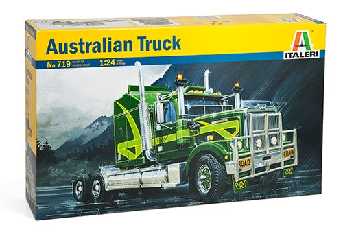 Australian Semi Truck Cab By Italeri - Bloxx Toys - Toronto, Montreal, Vancouver, Kids, Parents, Present, Shopping online, Ontario, Quebec, - Educational Online Toys Store Canada
