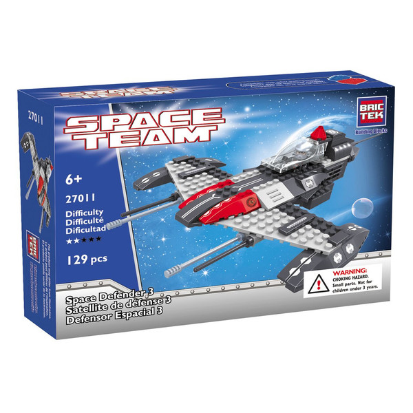 SPACE DEFENDER 3 By BricTek - Bloxx Toys - Toronto Online Toys Store - 1