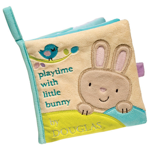 Bunny Soft Activity Book By Douglas - BloxxToys Canada
