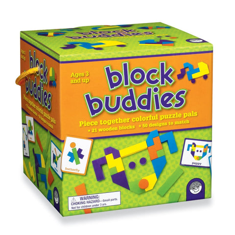Block Buddies By MindWare - Bloxx Toys - Toronto Online Toys Store - 1