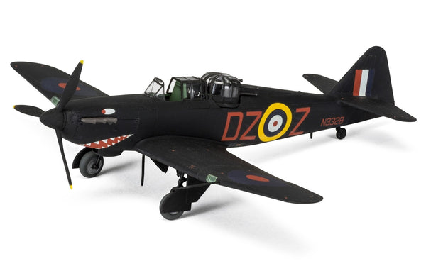 Boulton Paul Defiant Mk.I Plastic Model Kit By Airfix - Bloxx Toys - Toronto, Montreal, Vancouver, Kids, Parents, Present, Shopping online, Ontario, Quebec, - Educational Online Toys Store Canada-2