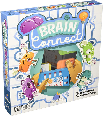 Brain Connect Educational Game By Blue Orange  BloxxToys