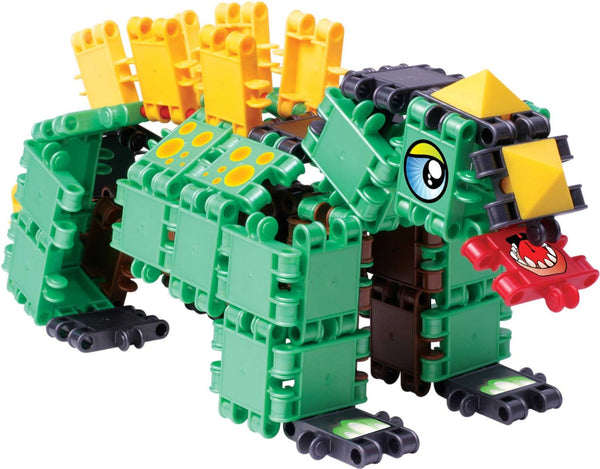 DINOS Building Blocks Set By Clics - Bloxx Toys - Toronto Online Toys Store - 4