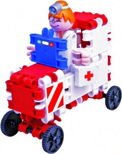 DOCTOR Building Blocks Set By Clics - Bloxx Toys - Toronto Online Toys Store - 2