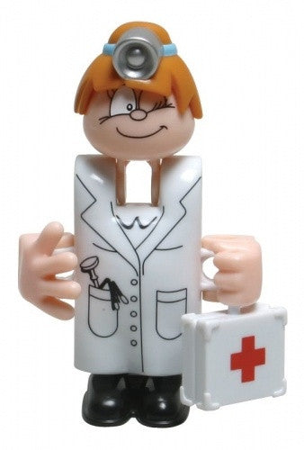 DOCTOR Building Blocks Set By Clics - Bloxx Toys - Toronto Online Toys Store - 3