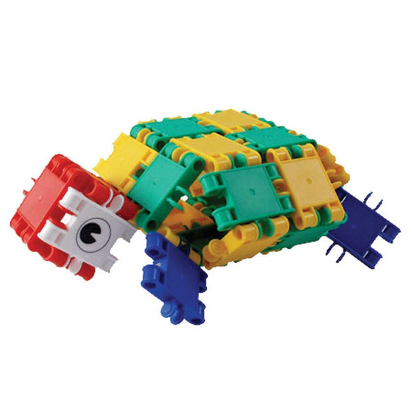 Safari Building Blocks Set By Clics - Bloxx Toys - Toronto Online Toys Store - 2
