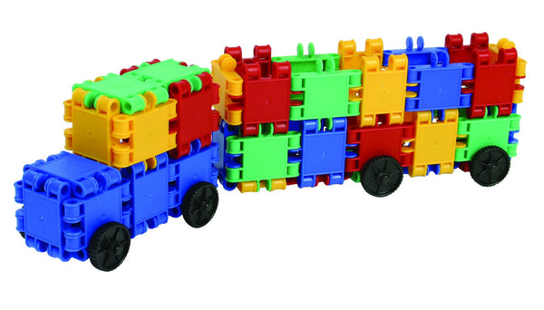 Safari Building Blocks Set By Clics - Bloxx Toys - Toronto Online Toys Store - 5