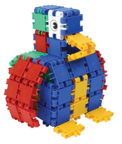 Safari Building Blocks Set By Clics - Bloxx Toys - Toronto Online Toys Store - 7